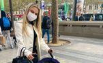 Poliana Rocha, de 44 anos, mostrou a primeira foto com a neta Maria Alice em Paris. Por meio do Instagram, a jornalista exibiu um look de grife e posou ao lado da criança, que é um fenômeno na web, com mais de 5 milhões de fãs.