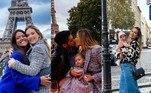 Virginia Fonsecaestá aproveitando dias de férias em Paris, na França. A influenciadora digital está acompanhada do marido, Zé Felipe, da filha, Maria Alice, e da sogra, Poliana Rocha. Por meio do Instagram, a famosa vem compartilhando todos os detalhes da viagem luxuosa. Confira as fotos!