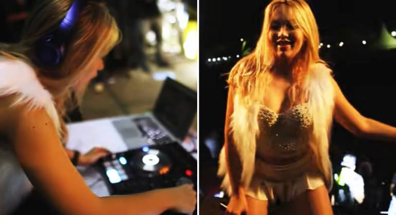 Além de influenciadora, Virginia Fonseca já trabalhou como DJ