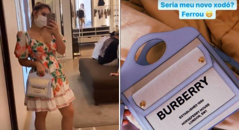 Virginia Fonseca exibe bolsa de luxo avaliada em R$ 8,1 mil