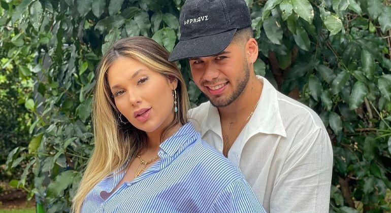 Virginia Fonseca e Zé Felipe estão juntos há quase um ano