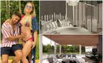 Vírginia Fonseca, que esperam pelo primeiro filho com Zé Felipe, mostrou o projeto arquitetônico da mansão onde vivem. Com um ar moderno e luxuoso, a residência disponibilizará de piscina, salão de beleza e estúdio de gravação. Confira mais fotos da arquitetura a seguir