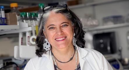 A virologista espanhola Ana Fernández-Sesma