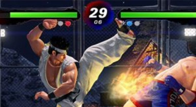 Virtua Fighter 5 Ultimate Showdown é anunciado para PS4