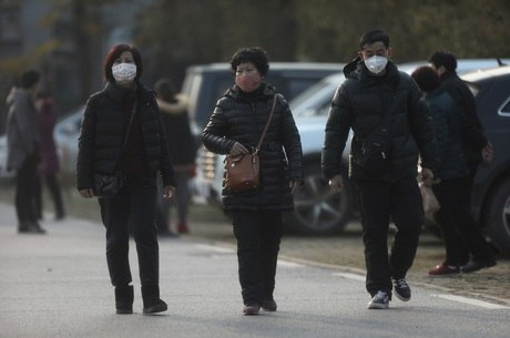 Maioria dos casos aconteceu na cidade de Wuhan