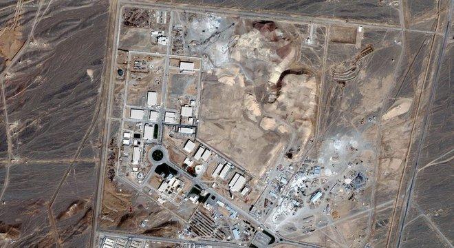 Muitas das operações secretas têm como objetivo prejudicar a usina nuclear de Natanz