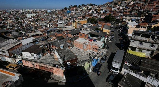 No último dia 20, a Vila Brasilândia recebeu 10 toneladas de alimentos produzidos por quilombolas e caiçaras