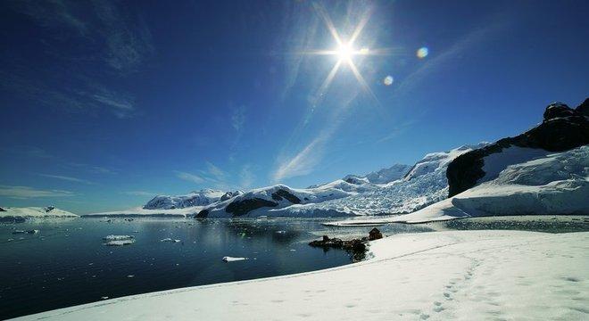 'A Antártida é o lugar mais quieto em que eu já estive', diz Erling Kagge