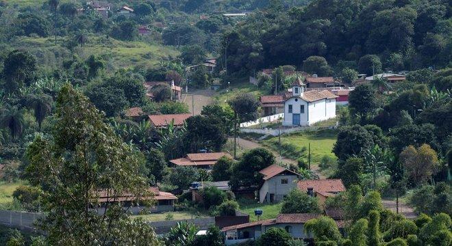 Distritos de Socorro (foto), Piteiras, Tabuleiro e Vila do Gongo foram evacuados