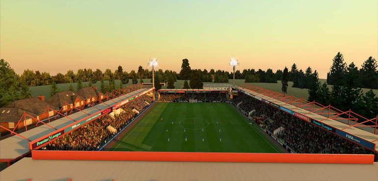 Vitality Stadium - Inglaterra