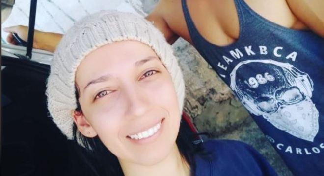 Liliane Santos Mota foi morta na frente do filho de 1 ano
