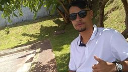 'O maior medo dele era perder a família', diz prima de jovem morto pela Rota (Reprodução/Facebook)