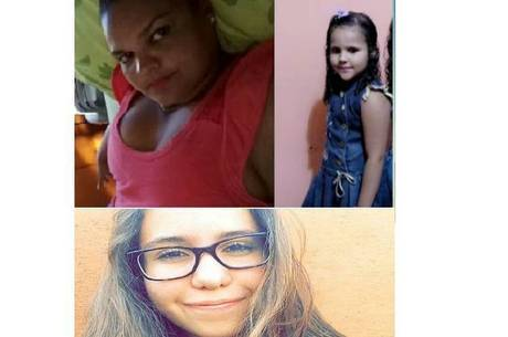 Cristina, Sofia e Anna foram enterradas neste sábado