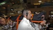 Israel: Plateia de sinagoga desaba e deixa 2 mortos e 60 feridos
