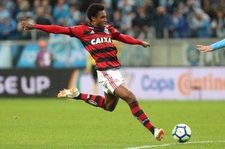 Vitinho custou R$ 44 milhões aos cofres do Flamengo