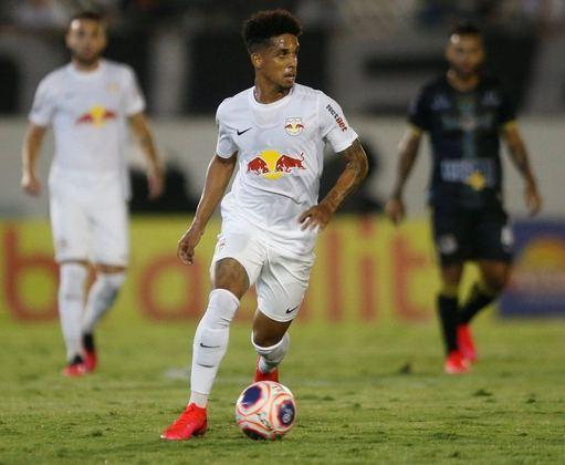 Vitinho - Clube: Red Bull Bragantino - Posição: atacante - Idade: 23 anos - Jogos no Brasileirão 2021: 4