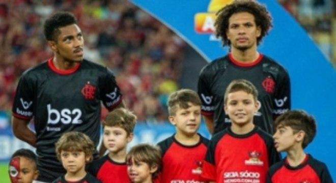 Vitinho e Arão - Flamengo