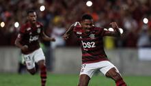Decisivo em últimas finais, Vitinho é o talismã do Flamengo contra o Flu