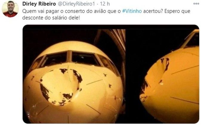 Vitinho isola bola contra o São Paulo e vira meme nas redes sociais
