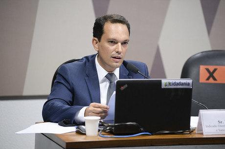 Na imagem, Vitor Eduardo de Almeida Saback
