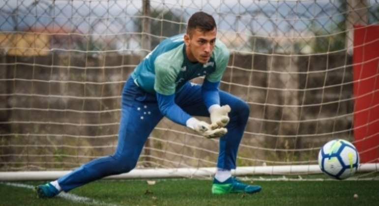 Vitor Eudes - Cruzeiro