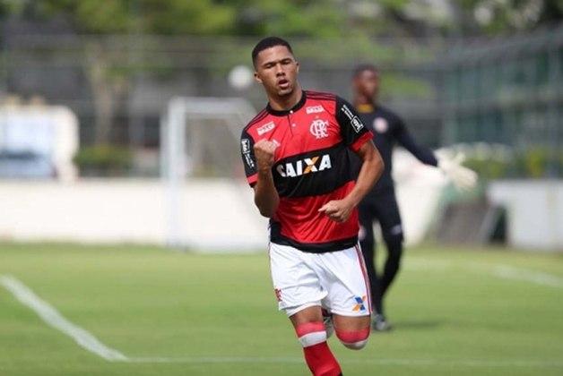 Vitor Gabriel* (20 anos) - Relacionado em 3 jogos / Atuou contra: Macaé, Vasco e Volta Redonda / *Foi negociado com o Braga (POR)