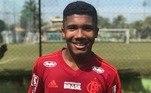 Vitor Isaias, Flamengo, Vitor