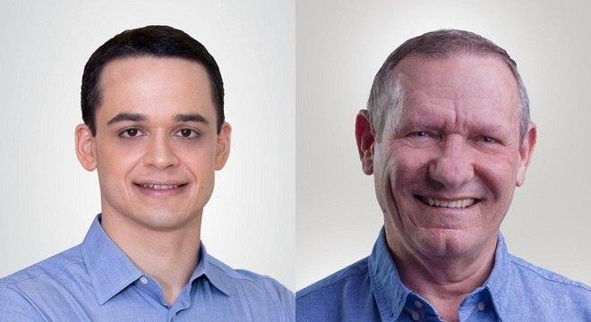 Delegado Pazolini tem vantagem de 7% sobre João Coser