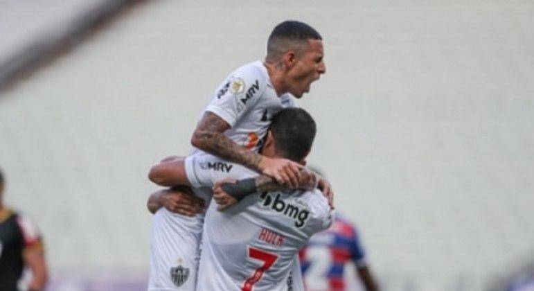 Vitoria importante para o Galo que chegou aos 42 pontos, sete a mais do que o vice líder Palmeiras