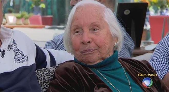 Viúva completaria 100 anos de idade no sábado (17)