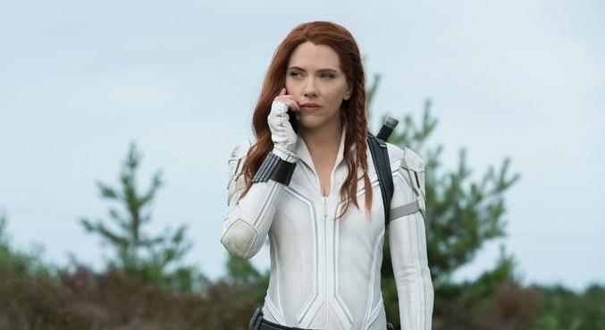 Scarlett Johansson disse ter resolvido suas diferenças com a Disney