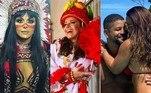 Viviane Araujo é uma das maiores musas do Carnaval em São Paulo e no Rio de Janeiro. No ano passado, a estrela desfilou pelas escolas Mancha Verde,Salgueiro e União Imperial (Santos-SP), e foi um dos destaques da folia. Neste ano, com a suspensão da festa por conta da pandemia do novo coronavírus, a atriz fez as malas e viajou para aIlha De Boipeba, na Bahia. Confira como a famosa aproveitou os dias sem Carnaval!