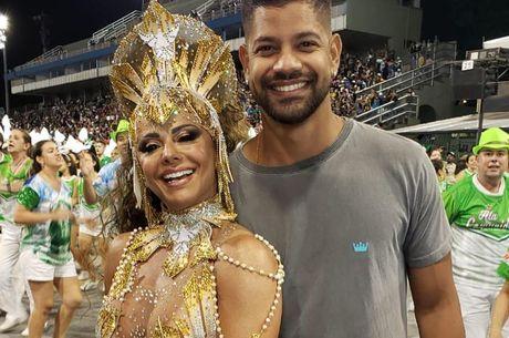 Viviane Araujo publicou declaração nas redes sociais