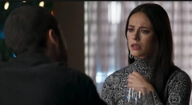 Camilo fala para Vivi seu plano infalível para tê-la de volta