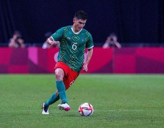 Vladimir Loroña: 22 anos – lateral-direito – Tijuana (MEX) – Valor de mercado: 1,8 milhão de euros.
