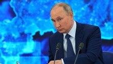 Em mensagem de fim de ano, Putin cumprimenta Bolsonaro e Biden