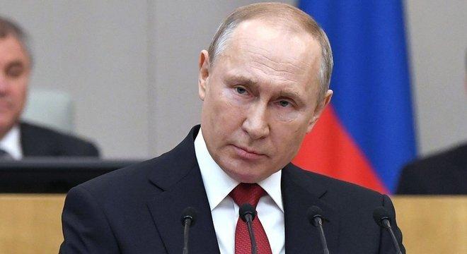 Nos últimos 20 anos, Vladimir Putin comandou a Rússia