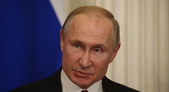 Em 2014, Vladimir Putin propôs formar uma aliança euroasiática entre antigas repúblicas soviéticas