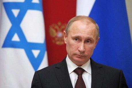 Vladimir Putin reforçou importância de laços com Israel