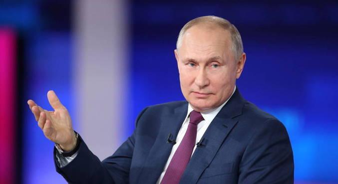 Putin se opõe à vacinação obrigatória contra covid-19