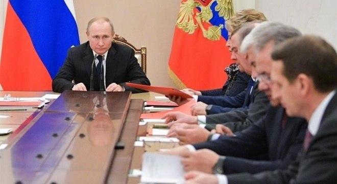 Governo Russo suspendeu a federação de atletismo por um mês