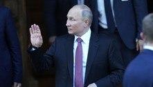 Putin considera 'construtiva' sua primeira reunião com Biden