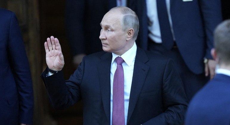 Vladimir Putin se reuniu com Joe Biden em Genebra, na Suíça