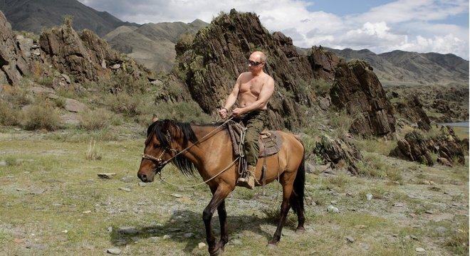 Vladimir Putin é conhecido por ter se reinventado ao longo das décadas