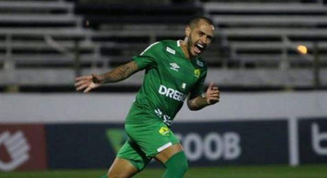 Volante é o terceiro reforço contratado pelo Leão para o próximo ano. Ele chega com contrato até dezembro de 2020
