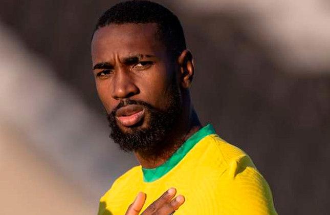 Volante: Gerson, 24 anos - Olympique de Marselha (FRA).