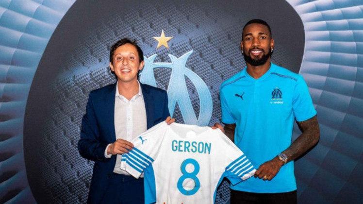 Volante: Gerson (Olympique de Marseille)