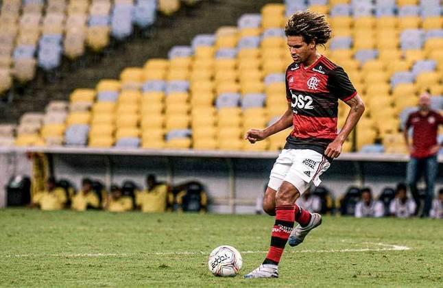 Volante: Willian Arão (Flamengo) - 5 milhões de euros (R$ 31,5 milhões) / Felipe Melo (Palmeiras) - 600 mil euros (R$ 3,7 milhões).