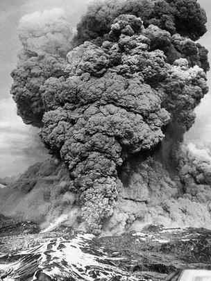 Terremoto causou erupção do vulcão Puyehue