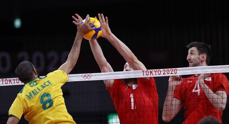 Brasil vai disputar a medalha de bronze em Tóquio
